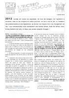 Journal de Figeac - 7 janvier 2012