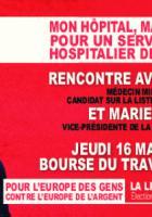 Loïc Pen le 16 mai à la Bourse du Travail, Cahors
