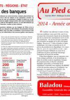 Pied du Causse - Janvier - 2014