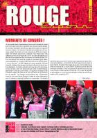 Rouge Espoir n° 93 // décembre 2018
