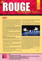 Rouge Espoir 101 - Supplément n° 1 - 10 décembre 2020