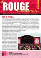 Rouge Espoir Supplément au n° 95 de juin 2019