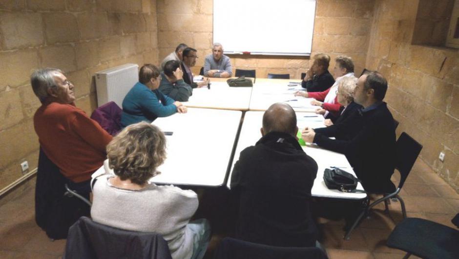 Gourdon. Rassemblement, tractage : TEPLG planifient ses actions // 2019.11.10