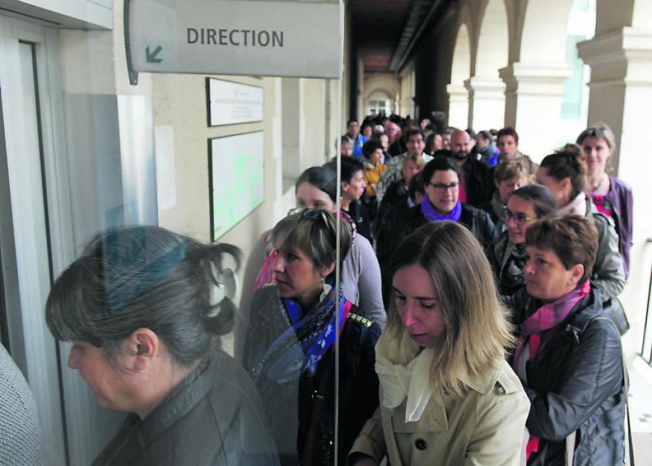 Les agents hospitaliers affectés par des réaffectations « en dépit du bon sens » - 2018.05.15