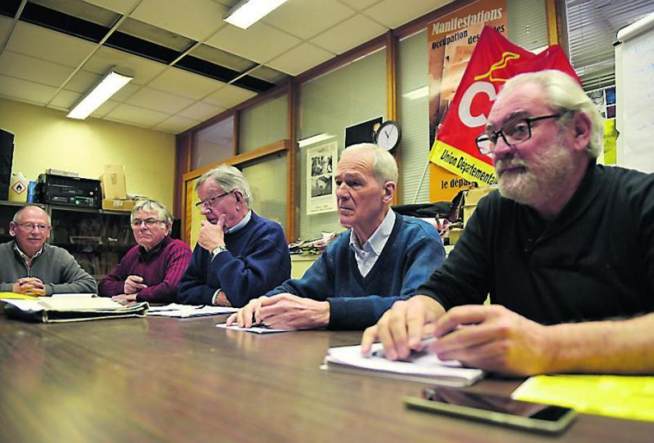 Cinq syndicats appellent au rassemblement jeudi à Figeac // 2019.01.29