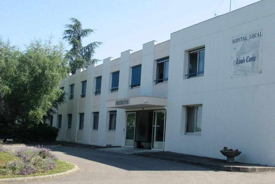 Hôpital de Gramat en danger - 2018.05.30