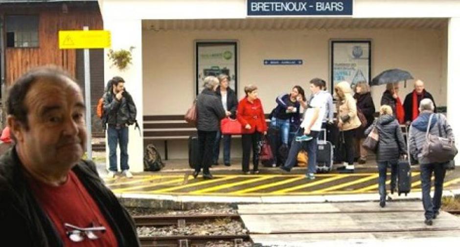 Ligne Brive-Aurillac : le mouvement continue - 2016.11.02