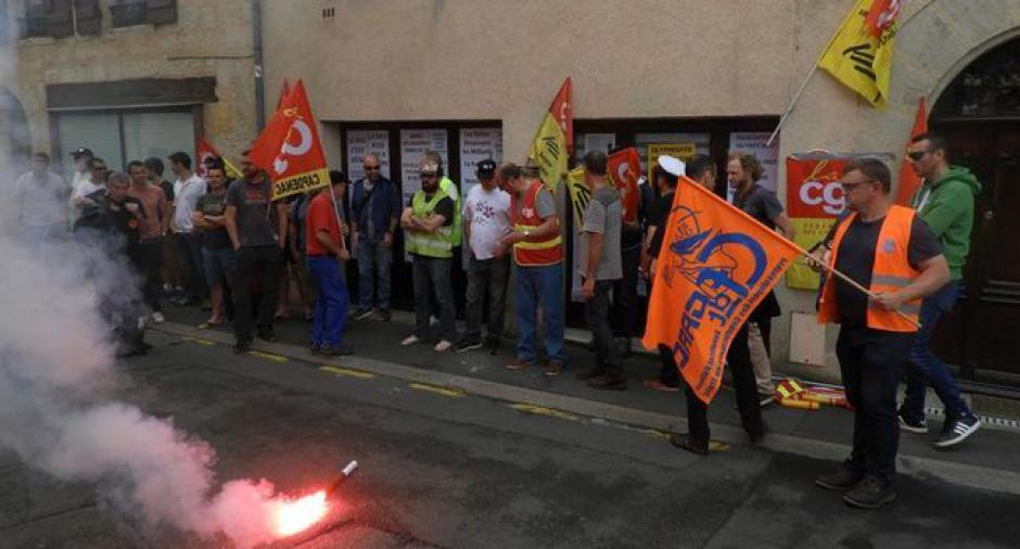Au 15e épisode de grève : la colère des cheminots - 2018.06.13