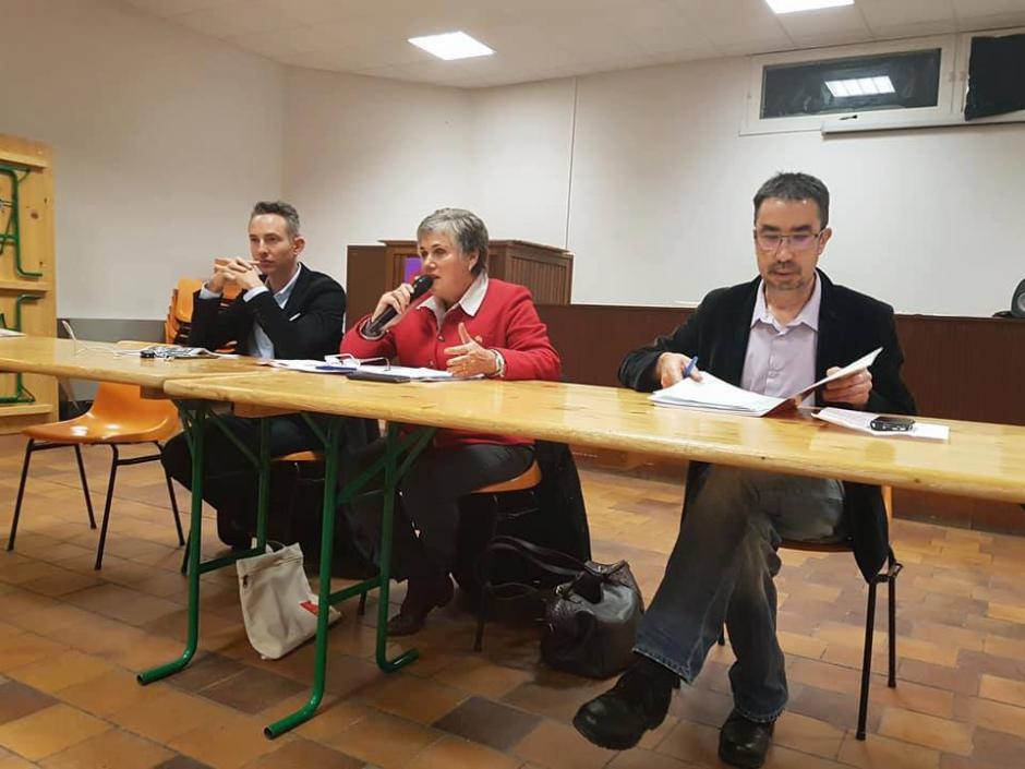 Conférence-débat logement - 24 novembre 2017
