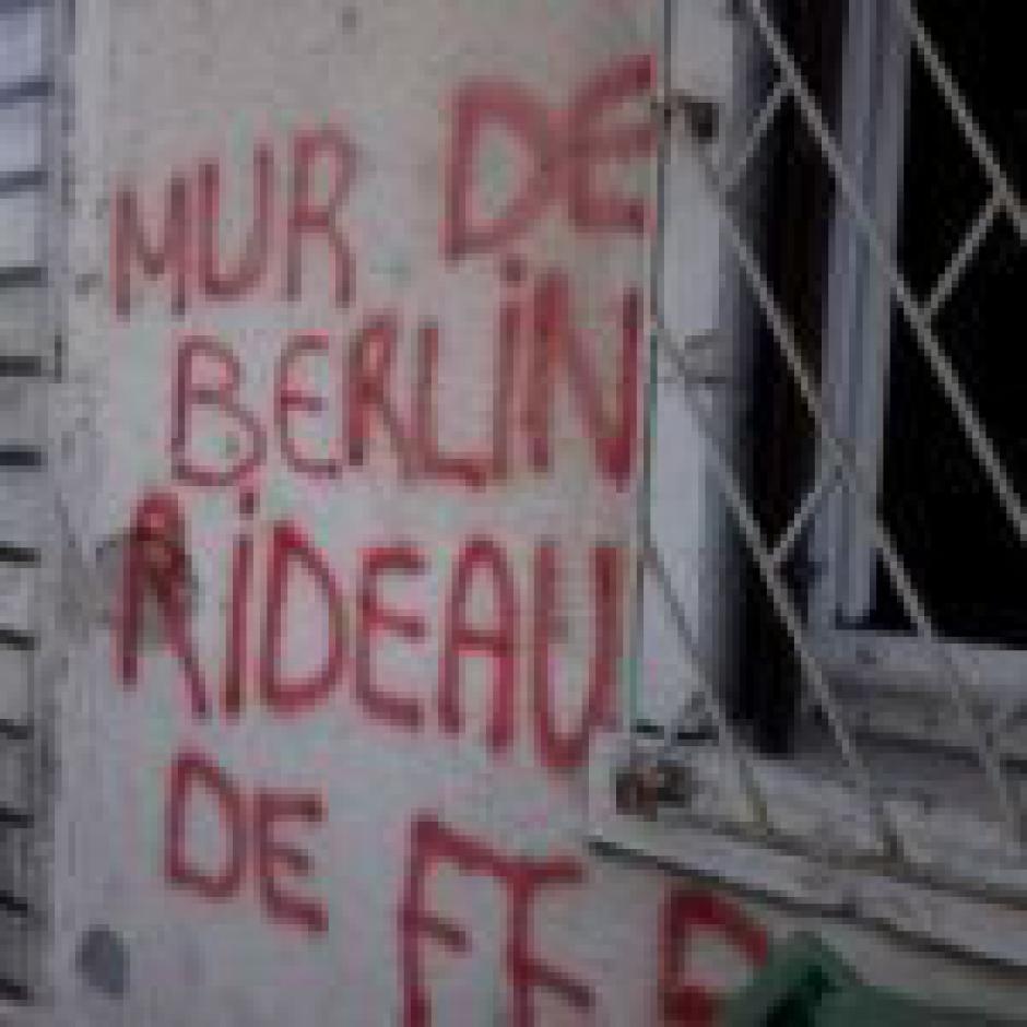 Lot. A Cahors, les locaux du PCF 46 ont été tagués // 2020.07.16