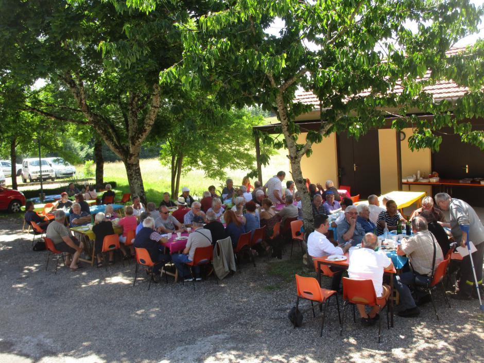 80 à tables, samedi 9 juin à Francoulès