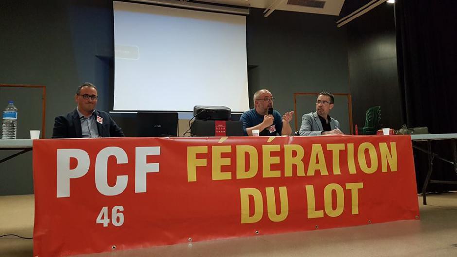Franck Sailliot à St-Céré // 2019.04.05
