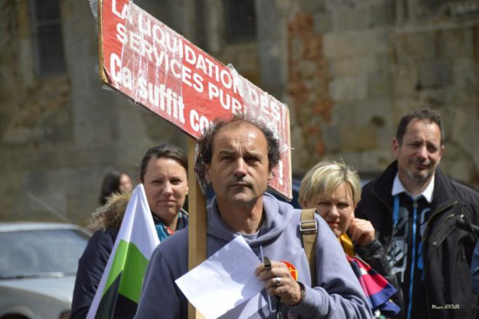 Élections départementales 2021 : Jacques Montal et Chantal Grin, candidats sur le canton de Figeac 1 // 2021.06.08