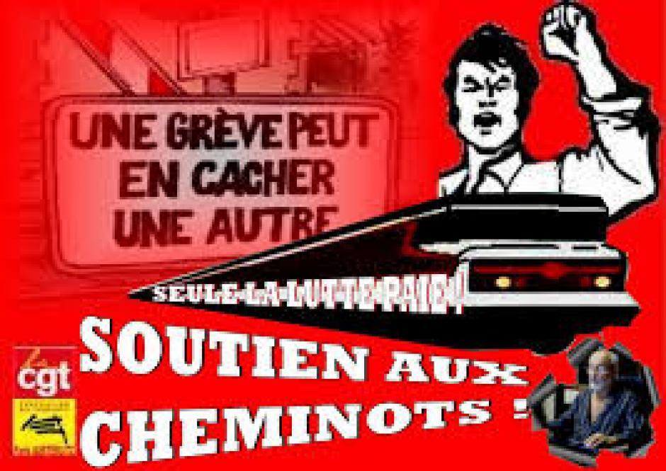 Le PCF du Lot dénonce un projet de loi « de casse de la SNCF »