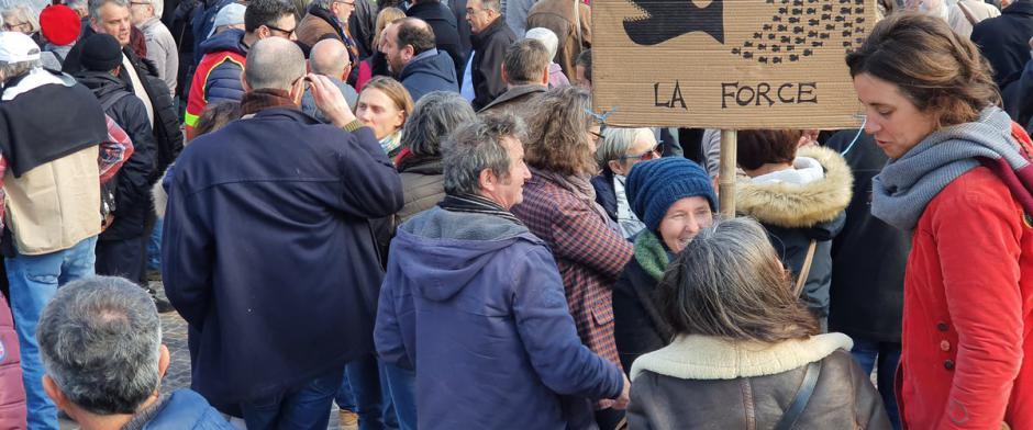 Cahors. Nouvelle semaine de contestation dans le Lot // 2020.01.14