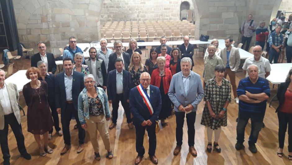 Figeac. André Mellinger réélu maire, ses huit adjoints reconduits // 2020.07.05