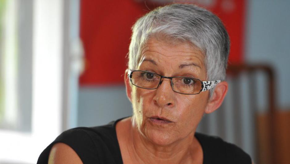 Christiane Sercomanens, adjointe au maire de Figeac en charge des affaires sociales :