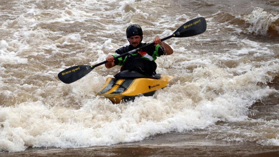 Cahors: Guillaume Hasson, le kayak extrême lui fait découvrir de nouveaux horizons // 2021.02.05