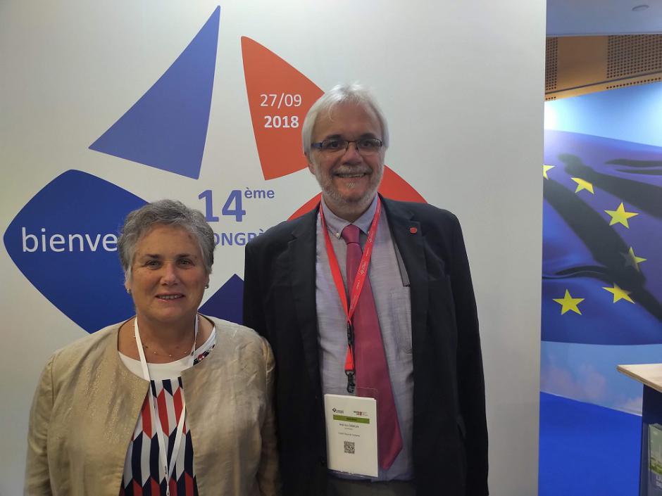 Congrès des Régions 2018