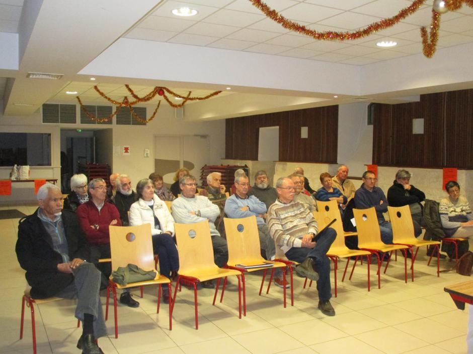 Soirée-débat le 12 décembre à Souillac