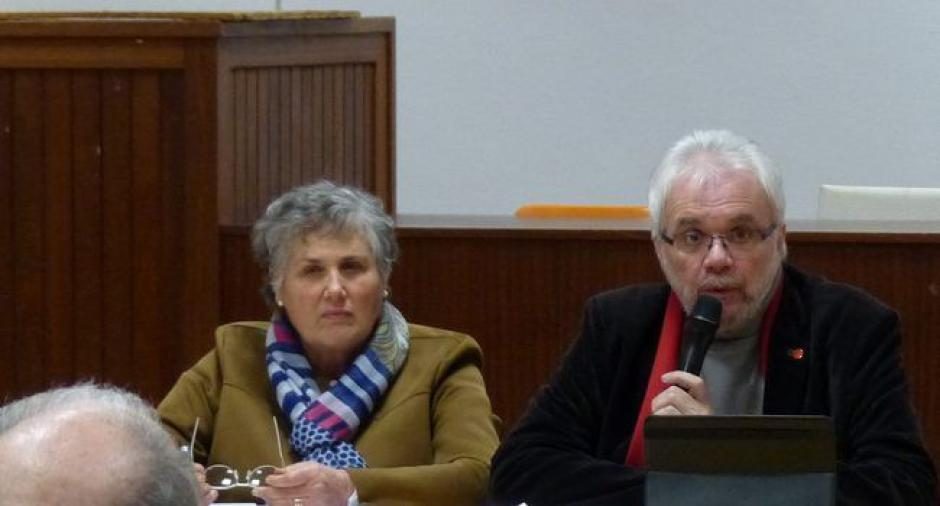 Les élus communistes de la région réunis à Cahors - 2018.03.02