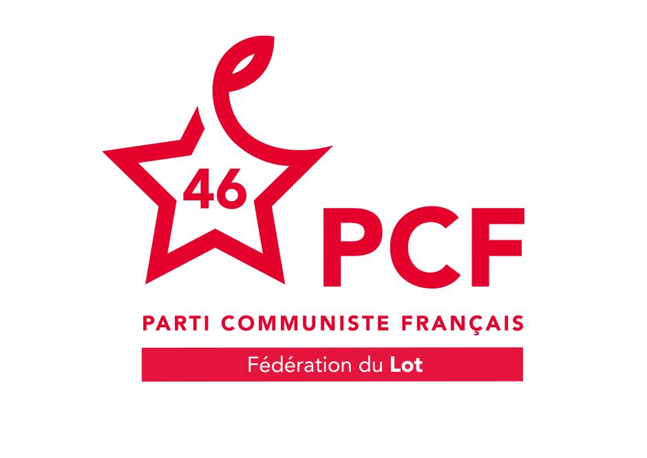 Bienvenue sur le site de la Fédération du Lot du PCF