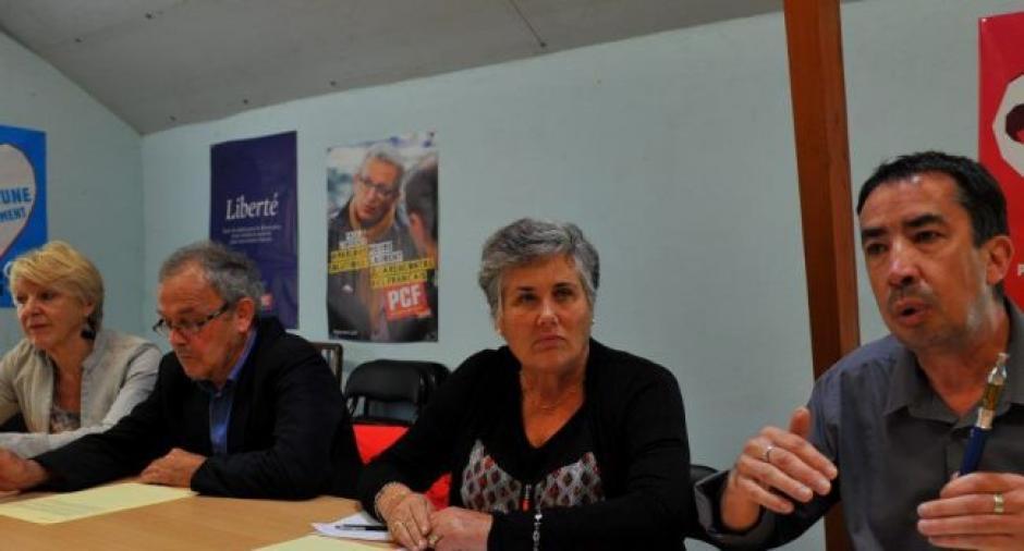 Les piliers du PC passent à l'offensive - La Dépêche du Midi - Mercredi 17 Juin 2015