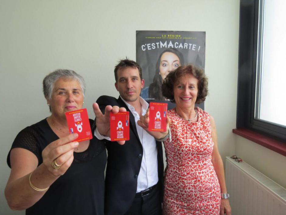 Lycéens/apprentis d'Occitanie. Une « carte jeune région » - 2017.06.22