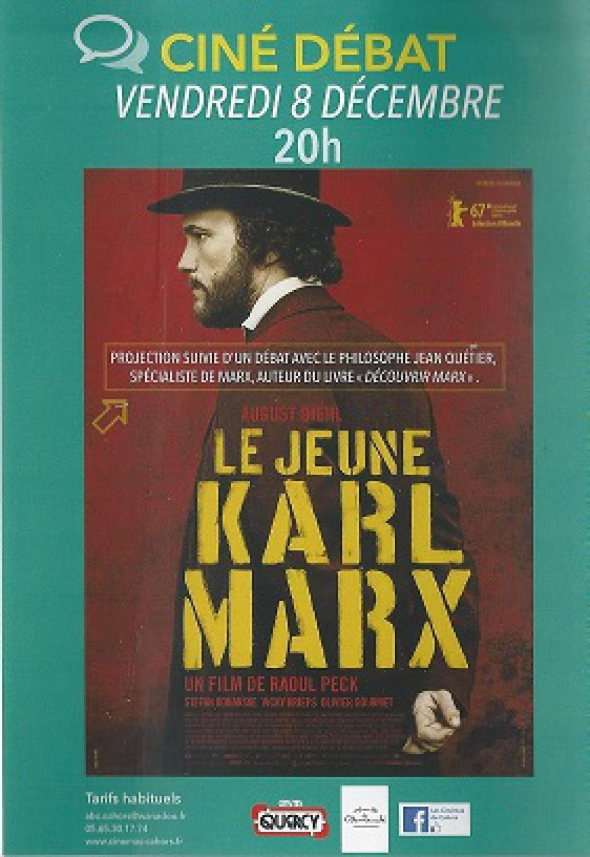 Le Jeune Karl Marx - Vendredi 8 décembre 2017
