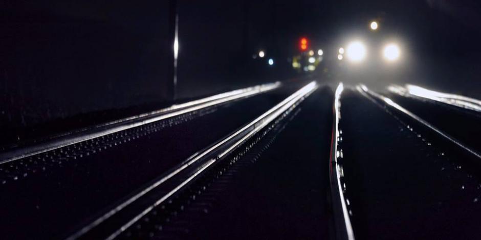 Train de nuit Paris-Toulouse - 2017.11.06
