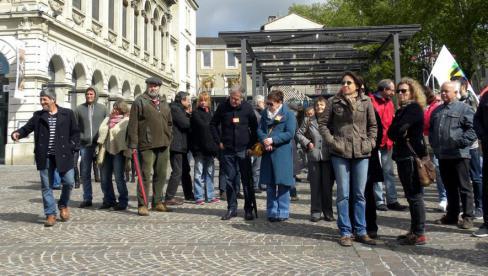 1er mai : 500 Lotois ont fait front // 2021.05.02