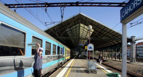 Réduction d'accueil prévue dans trois gares du Lot // 2018.09.19