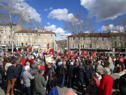 Un formidable 15 mars à Cahors ! - 2018.03.16