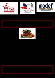 Vente solidaire de fruits et légumes // 2019.07.05