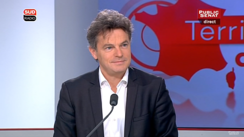 Fabien Roussel : un député communiste à Cahors ! Mercredi 6 décembre 2017