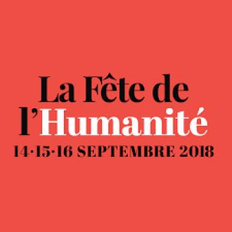 Fête de l'Humanité des 14, 15 et 16 septembre 2018