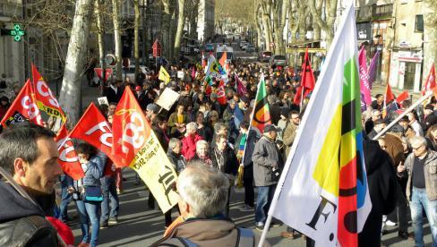 Cahors : la justice sociale dans toutes leurs veines // 2020.01.25