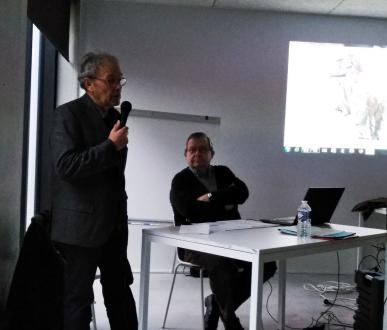 Cahors. Aragon et la chanson au cœur d'une conférence // 2020.03.07