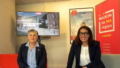 Cahors. L'égalité femmes-hommes : un combat et des actes // 2021.05.06