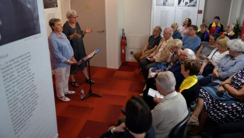 Une exposition mémorielle sur les Espagnols dans les camps // 2019.05.17