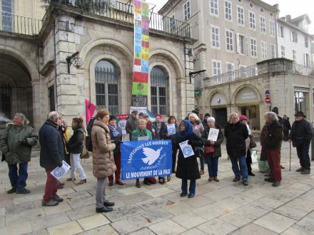 Solidarité avec la Palestine - samedi 16 décembre 2017