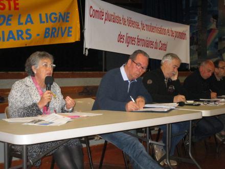 Ligne Brive - Aurillac / 2018.04.16