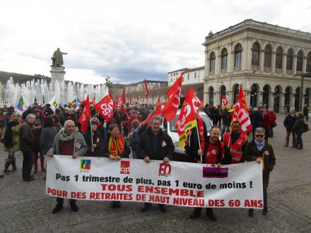 300000 manifestants sur les pavés ! // 2019.03.21