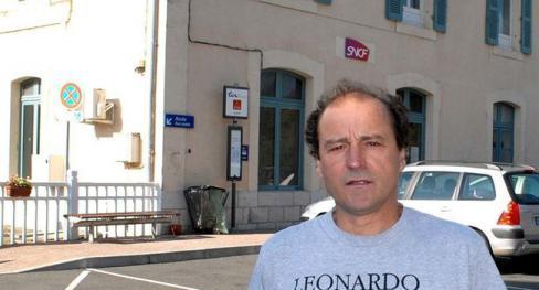 Les combats de Jacques Montal, l'ancien chef de gare // 2018.11.07