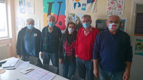 Précarité des retraités dans le Lot : comme un autre virus qui attend son vaccin et ses solutions // 2021.03.23