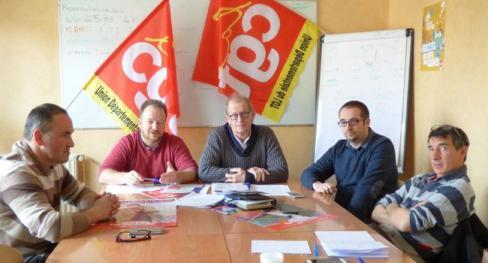 Des négociations historiques pour la CGT - 2018.03.15